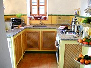 Rural accommodation: Spanish kitchen Prices for booking rural accommodation Rural accommodation: Spanish kitchen